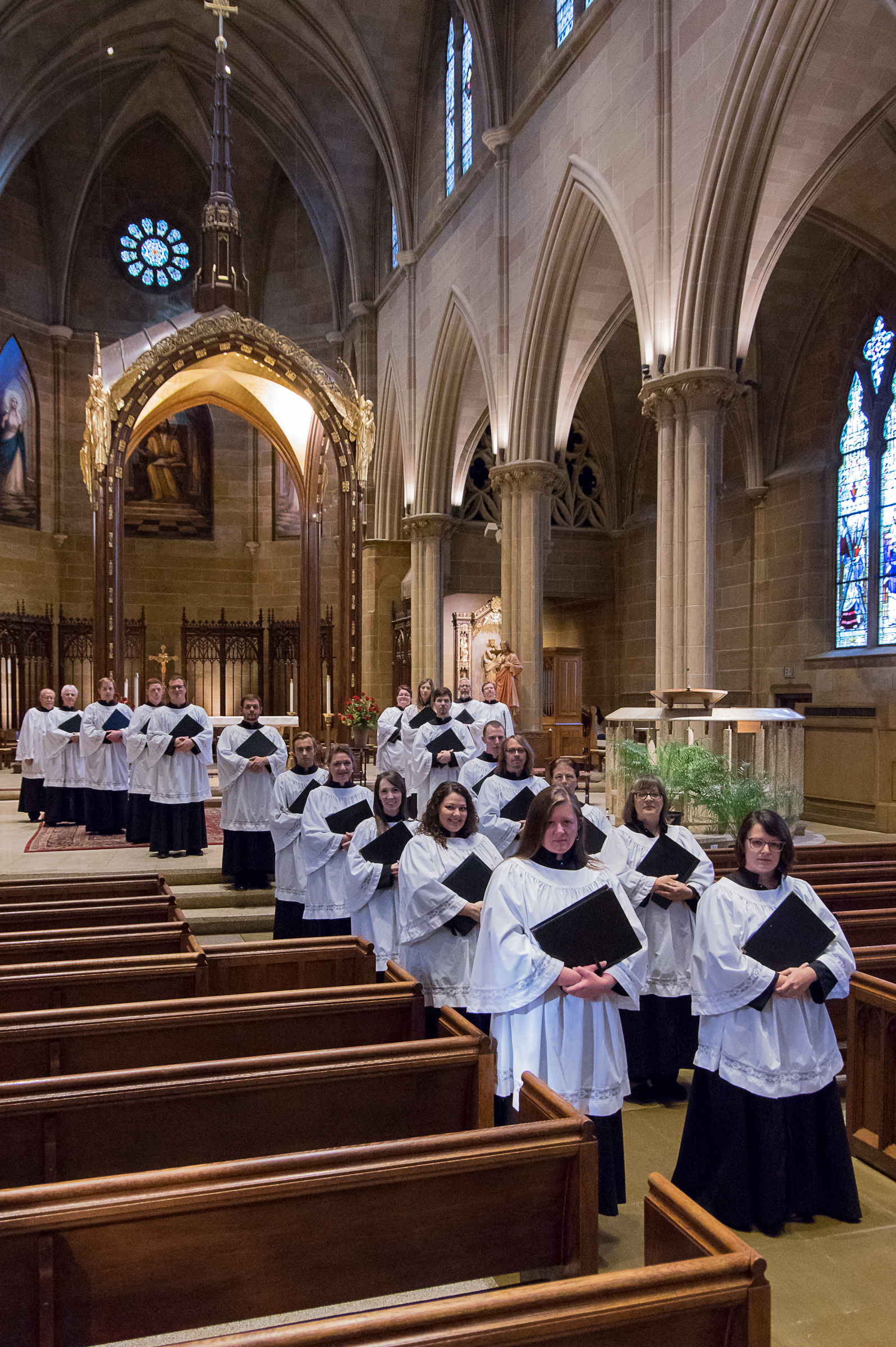 16-17 Cathedral Choir