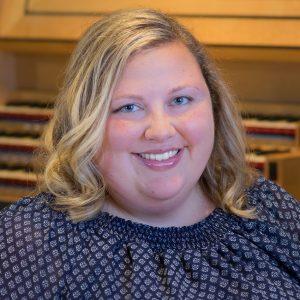 Nicole Simental, Organist