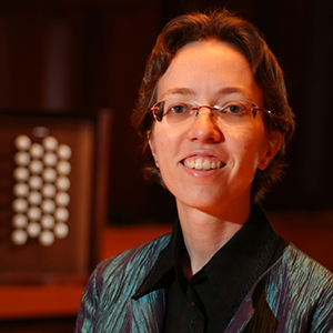 Isabelle Demers, Organist