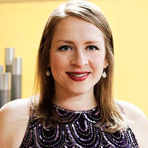 Amanda Mole, Organist