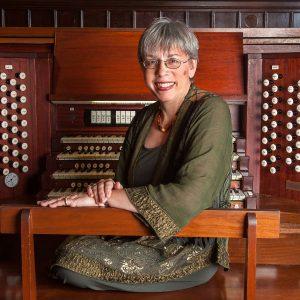 Gail Archer, Organist